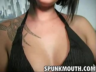 Chayse evans blowjob and squirting sybian