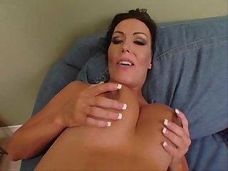 Nancy vee pregnant anal