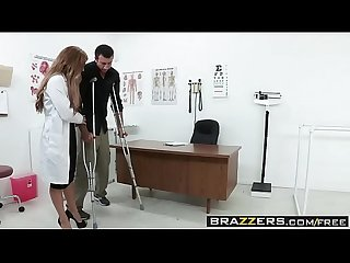 Brazzers - Doctor Adventures - (Amy Brooke) (Jordan Ash) - I Can Walk