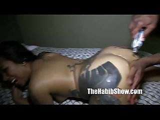 Stephanie kim asian cambodian thick booty fucked