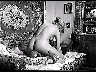 Katyusha soviet lady amatorial facesitting