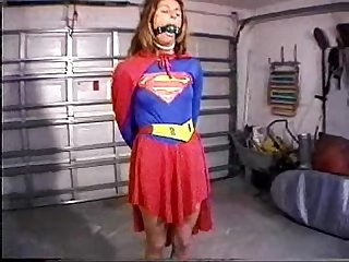 Supergirl hanging