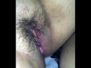 Pounding this little sluts pussy