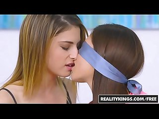 RealityKings - We Live Together - The Hook Up starring Kristen Scott and Shyla Jennings