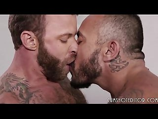 Two Masculine Guys Fucking