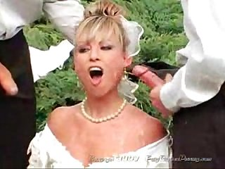 The bride s facials