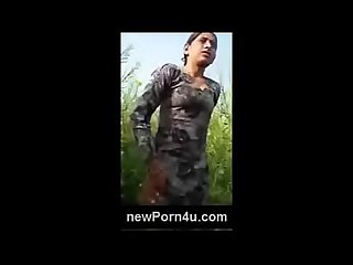 Indian Bhabi remove cloths at jungle ready for giving fuck newporn4u period com