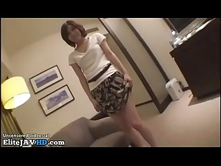 Japanese beauty rough sex in hotel more at elitejavhd com