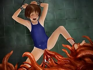 Rori tentacle horror by force movie trove tentacle a nude