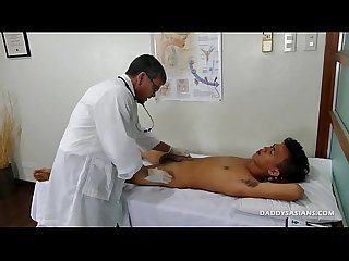 Dr daddy mike fucks asian boy jude