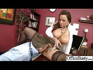 Hard Sex Action In Office With Big Round Tits Hot Girl (lisa ann) vid-18
