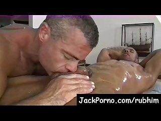Gay massage with happy ending rub him video21