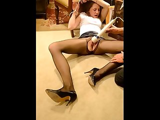 Tied, Vibed, Strangled and Neck-Snapped