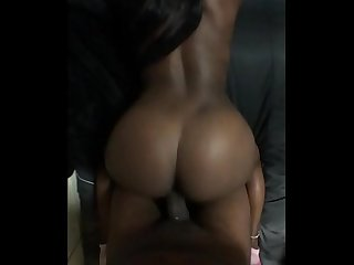 She working on the dick lost audio