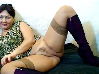 Russian hairy Webcam Mom lpar pizda volosataya rpar 4