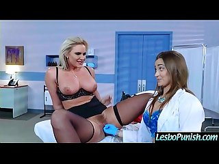 Hard play with dildos between nasty wild lesbians girls lpar dani phoenix rpar clip 19
