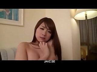 Mayuka Akimoto lingerie girl blows cock in POV - From JAVz.se