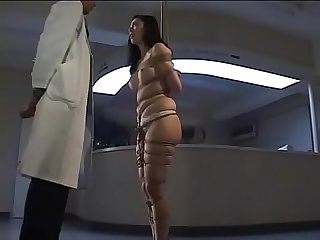 Dirty asian bitch arimi mizusaki is all tied up gagged and whipped until she cries Wmv