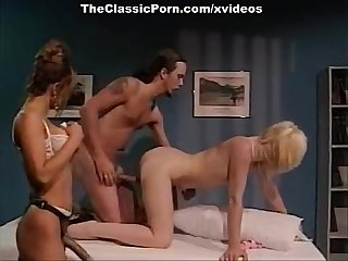 Leena asia carrera tom byron in vintage sex clip
