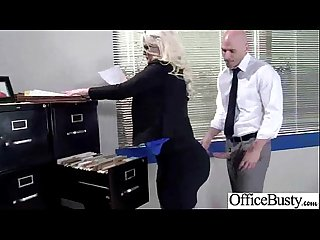 Busty girl julie cash get hard style nailed in office Vid 22