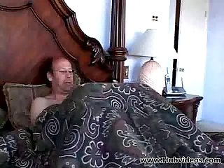 Hot Cheyenne gets fucked in bed