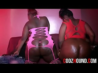 Anal Orgy on Ebonymo.com Cum In her big ass