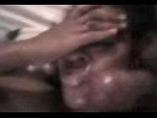 Brasil gozo na cara facial ebony teen
