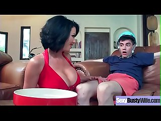 Hot Milf (Veronica Avluv) In Hot Sex Action mov-29