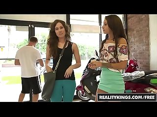 Realitykings money talks esmi lee kendra cole levi cash panties down