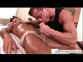 John gets hardcore massage 3 by massagevictim