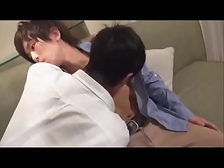 japanese boys kiss