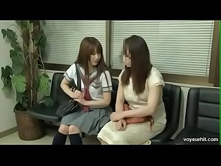 Japanese school girl with doctor more Video go to lavyta comma com