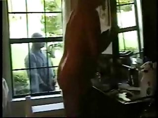 Hidden cam at home Family voyeur