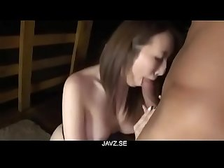 Gorgeous blowjob session by hot ruka ichinose from javz period se