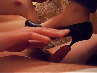Heel insertion 2 unbelievable intense