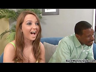 Pressley Carter Interracial Fucked