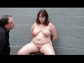 Obese slavesluts electro bdsm and ugly crying bbw in tit tortured punishments