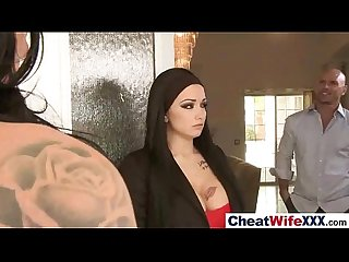 (austin lynn) Hot Sexy Wife Get banged In Cheating Sex Scene mov-05