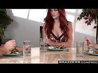 Brazzers - Hot And Mean - My Stepmom is a FANTASTIC Fuck scene starring Karlie Montana and Layden Si
