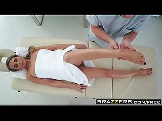 Brazzers dirty masseur toeing the line scene starring kendall kayden and jessy jones
