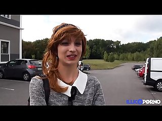 Jane sexy redhair amatrice fucked at lunchtime [Full Video] illico porno