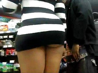 Vestido mais curto Que ja vi Wmv