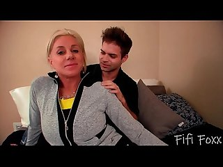 Horny milf wife seduces younger man payton hall