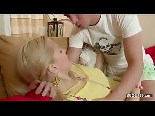Sister lost virgin by her step brother first creampie