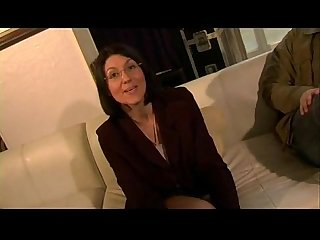 Sexy wife fucked by two men while hubby watches Mp4