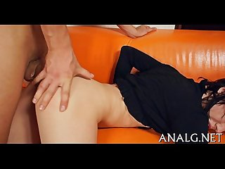 Valuable anal sex