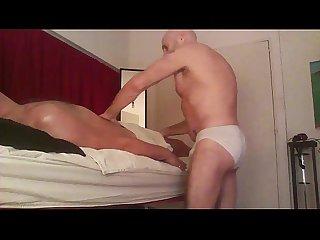 Masaje peneano con relax oral hd