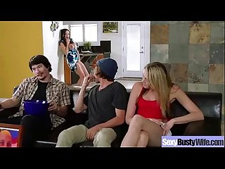 Busty Milf (ariella ferrera) Love Hard Intercorse On Tape movie-05