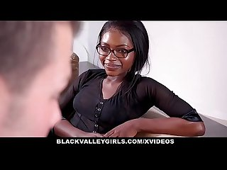 BlackValleyGirls - Say Cheese and Fuck This Black Pussy