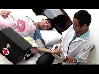 Kinky medical fetish asians albert and leo